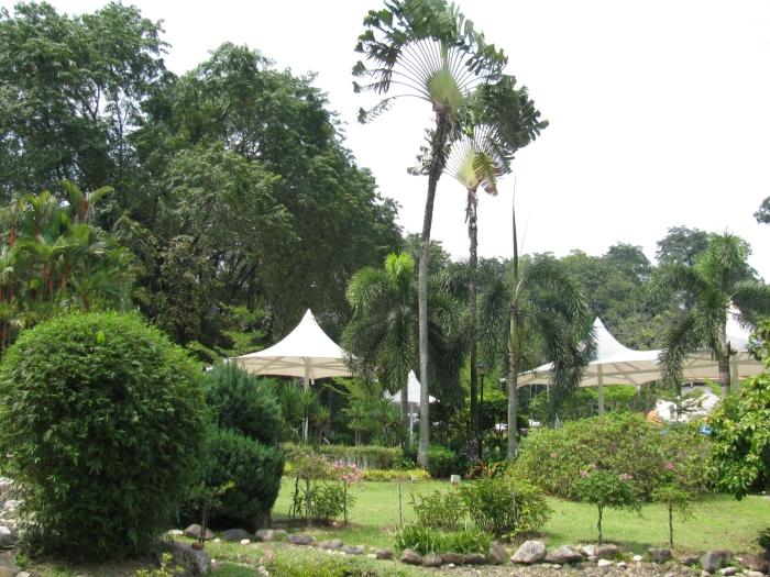 Ulusal anıtın parkı