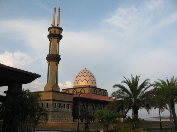 Masjid al-hussain / Hüseyin Camii