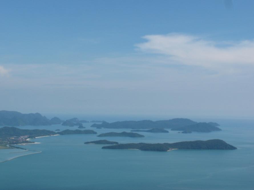 Malezya adaları