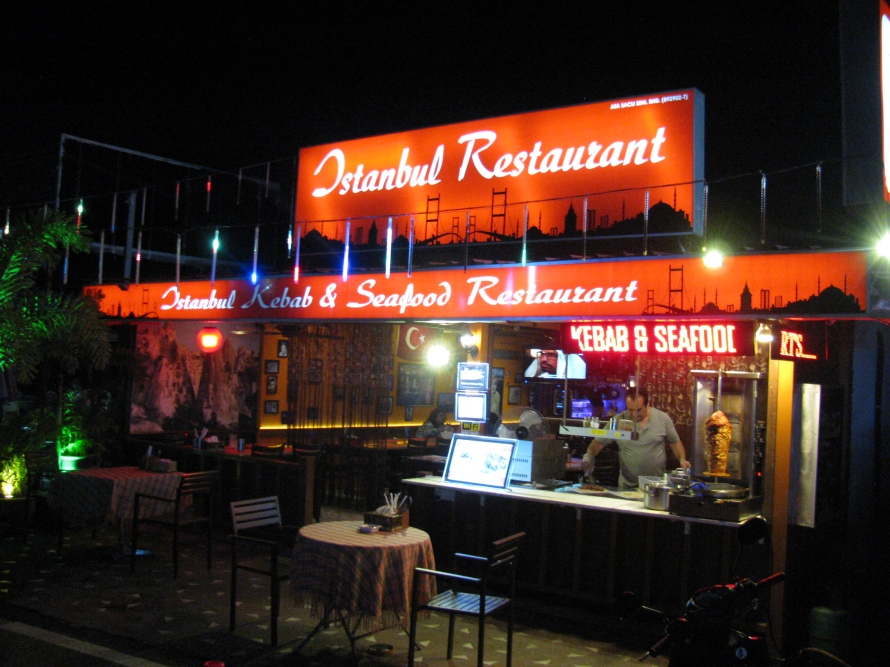 İstanbul restoran