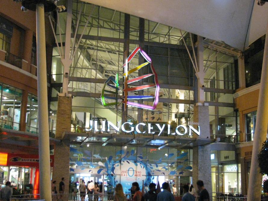 Jungceylon pazarı