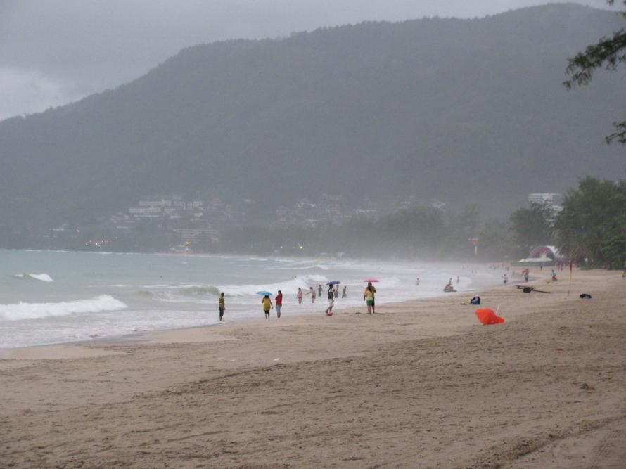 Patong plajı