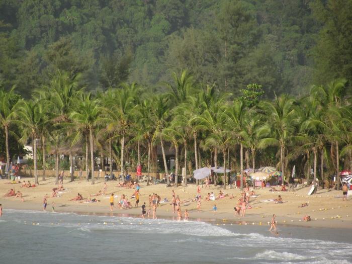 Kamala plajı