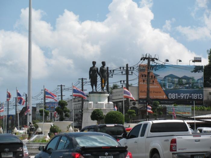 Heroines monument