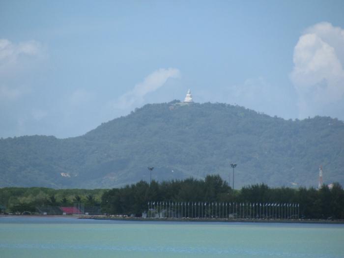 Phuket ve big buddha