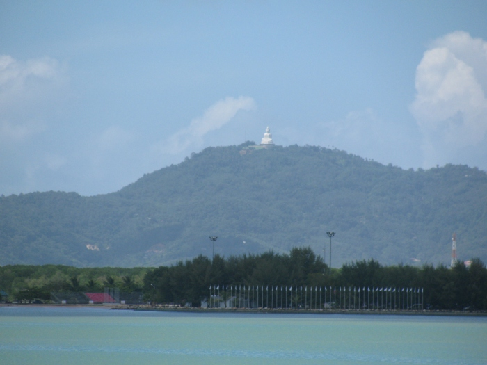 Phuket ve big buddha