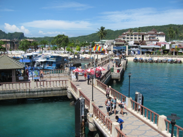 Phi phi limanı