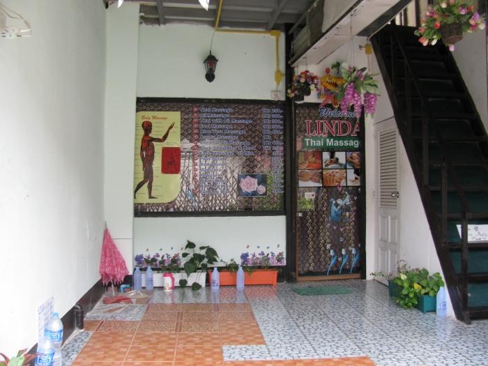 Masaj salonu