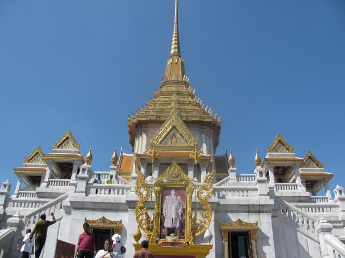 Triamit tapınağı