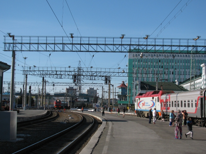 Rus treni