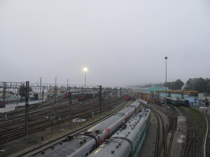 Rusya demiryolları