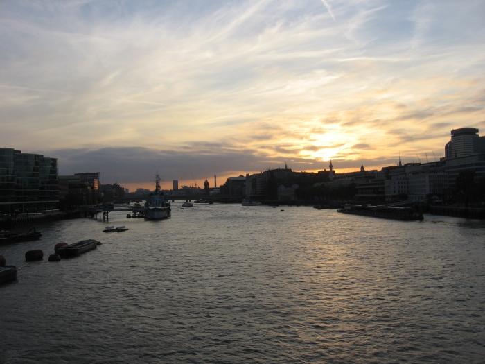 Thames nehri