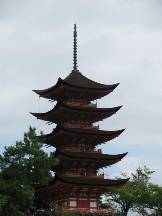 Beşli pagoda