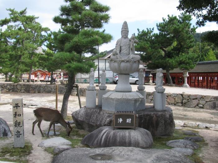 budist heykel