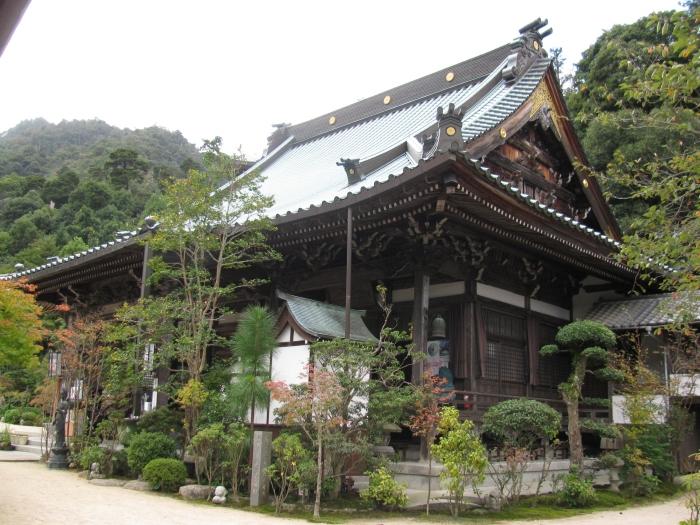 Daishoin tapınağı