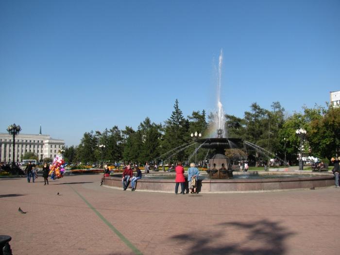 Kirov meydanı