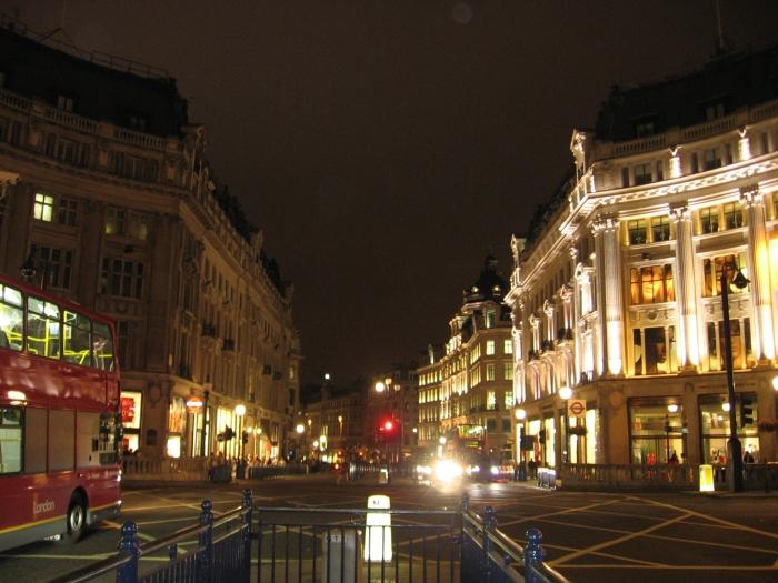 Londra Akşamı