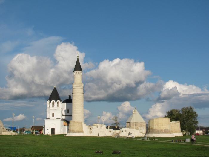 Kadetral Camisi ve Büyük Minare Kompleksi