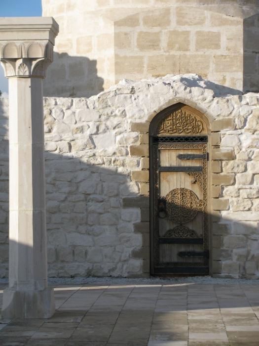 Büyük Minare giriş kapısı