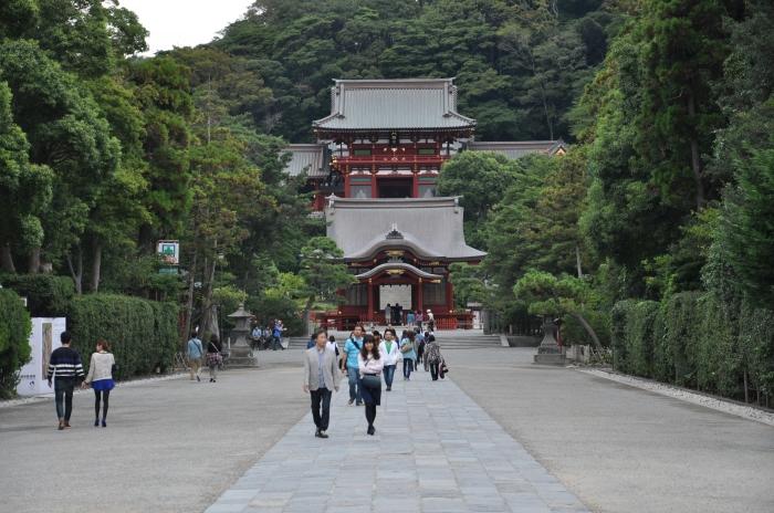 Tsurugaoka Hachimango Shrine