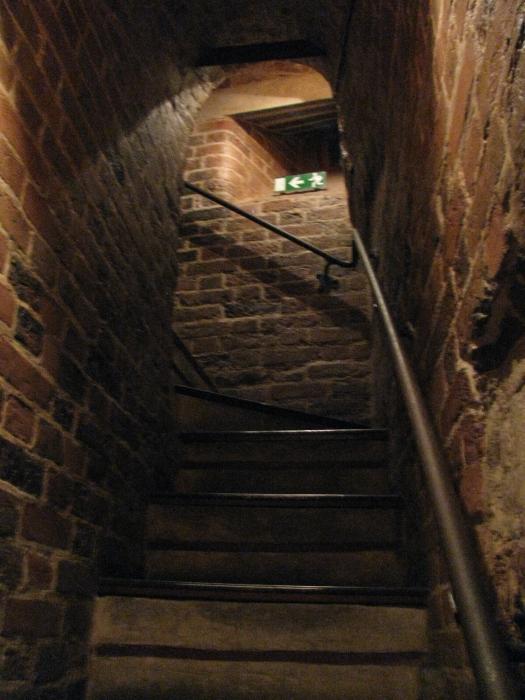 Dar merdivenleri
