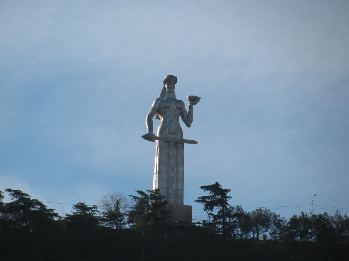 Tiflis'te Görülmesi Gereken 20 Yer