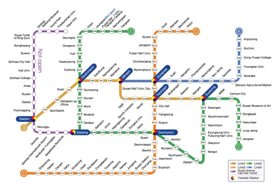 BUSAN_Metro