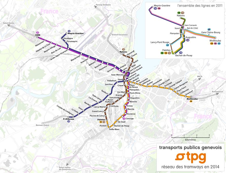 Genève_-_Tramway_network_map