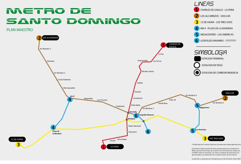 map-metro-santo-domingo