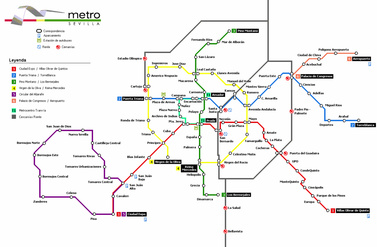 Seville-future-metro-map