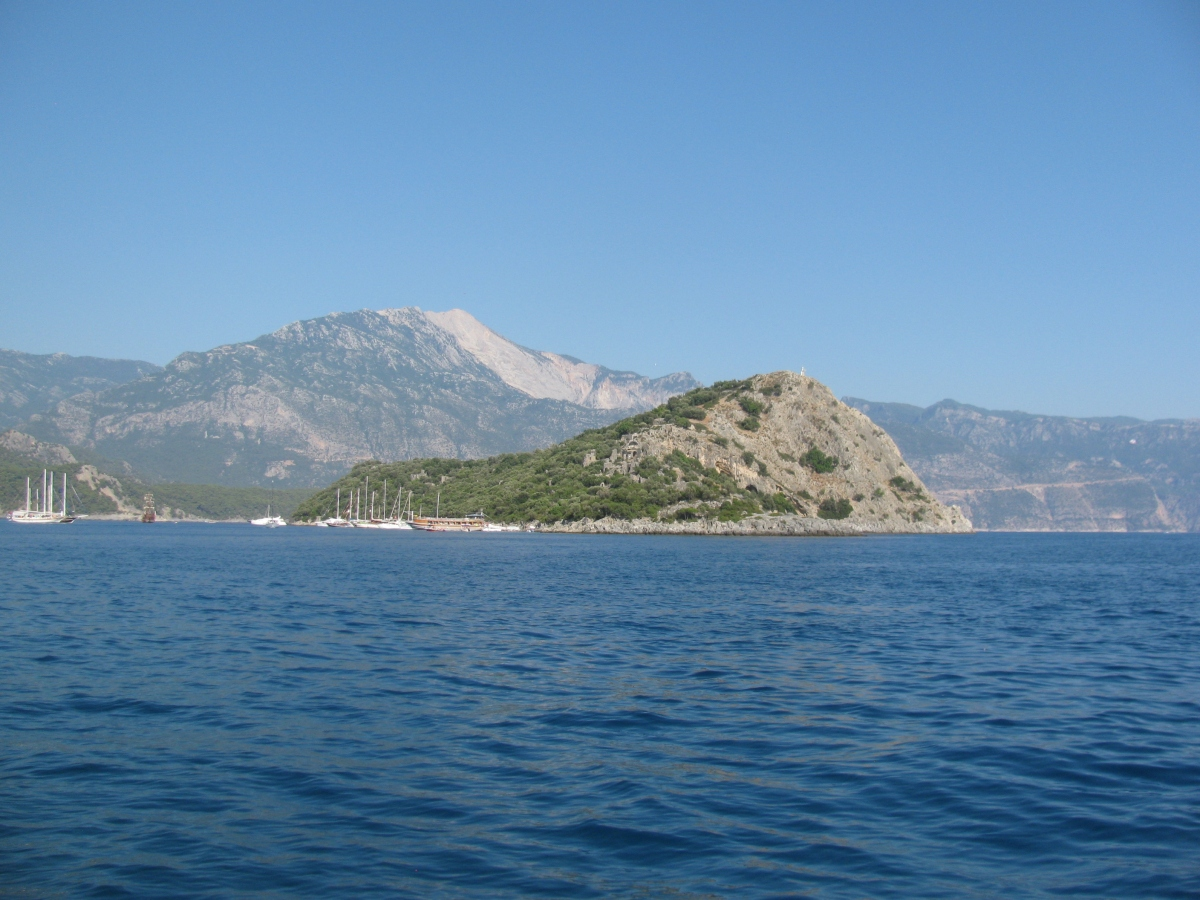Gemiler ( St. Nicholas) Adası