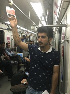 Dövmeli erkek